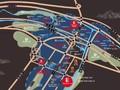 碧桂園瓏悅蘭庭交通圖