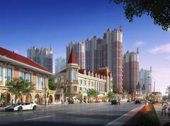 新华联国际旅游城