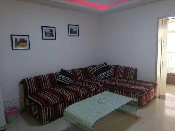 出租国际村公寓1室1厅1卫45平米1500元/月住宅
